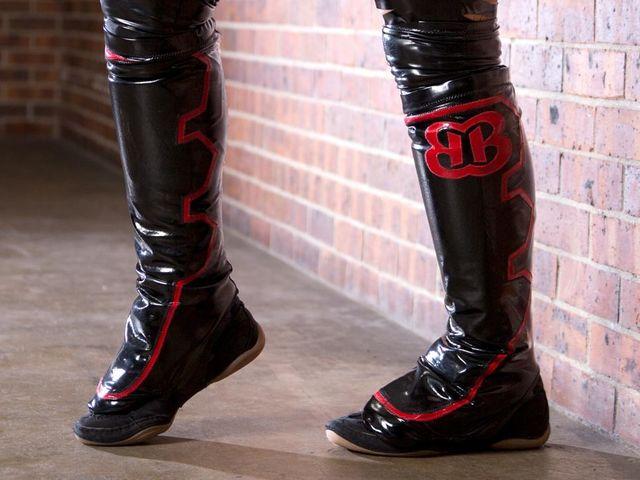¿De Qué Estrellas De WWE Son Estos Zapatos?