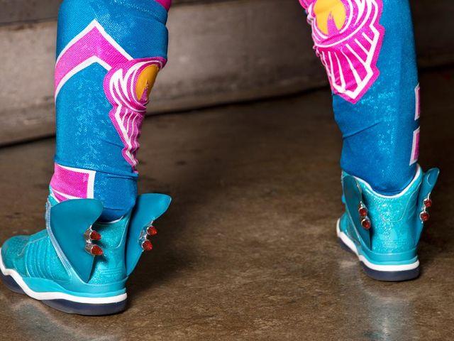 Kofi Kingston Shoes For Sale