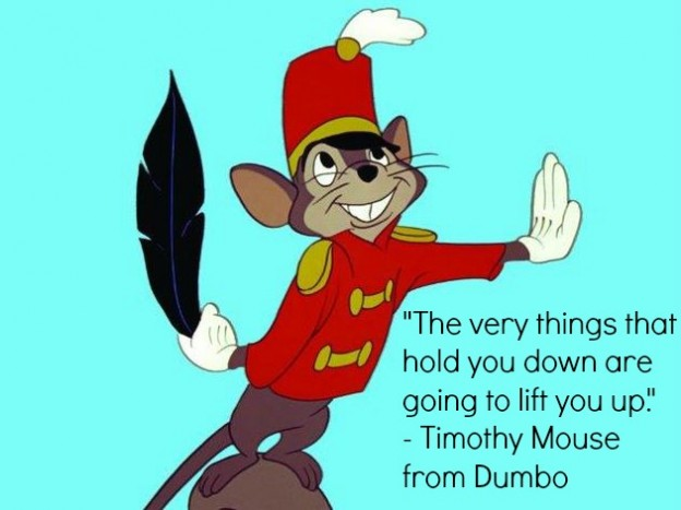 Dumbo Quotes Fair Which Disney Quote Should Inspire Your Day Today  Playbuzz