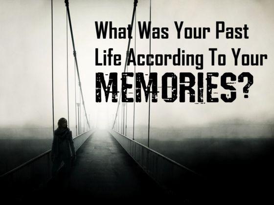 Кем вы были в прошлой жизни?