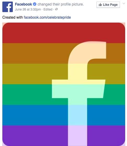 Facebook gay filter