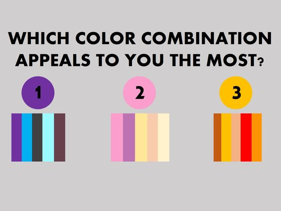What Does This Unique Color Test Say About Your Emotional State?