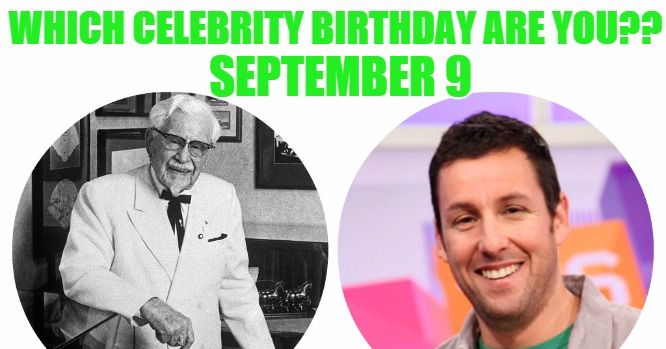 September 20 - Famous Birthdays - On This Day