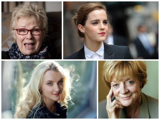 Which Harry Potter Actress Would Play You In A Movie About Your Life?
