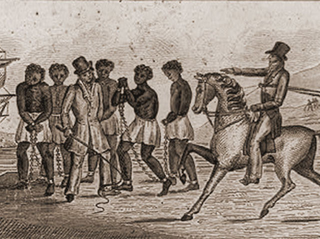 europeans and slaves essay The interesting narrative of the life of olaudah equiano and notes that he would have had much more trouble integrating with europeans when the slaves.