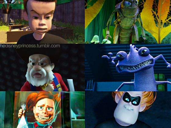 Can You Name These Pixar Villains? | Playbuzz
