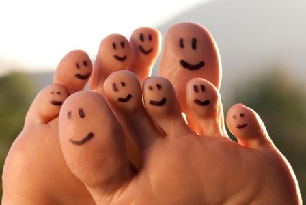 Your feet can tell about your diseases/आपके पैर आपकी बीमारियों के बारे में बता सकते है