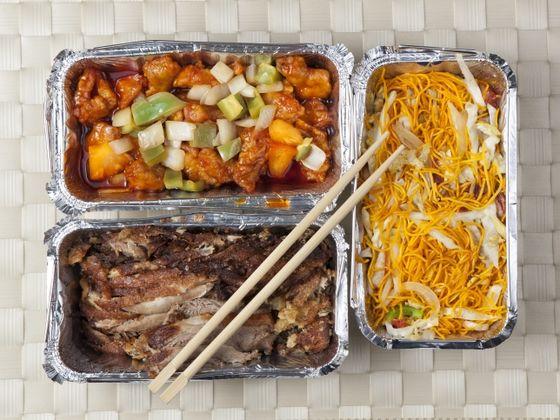 Oriental Take Away Chinese Food