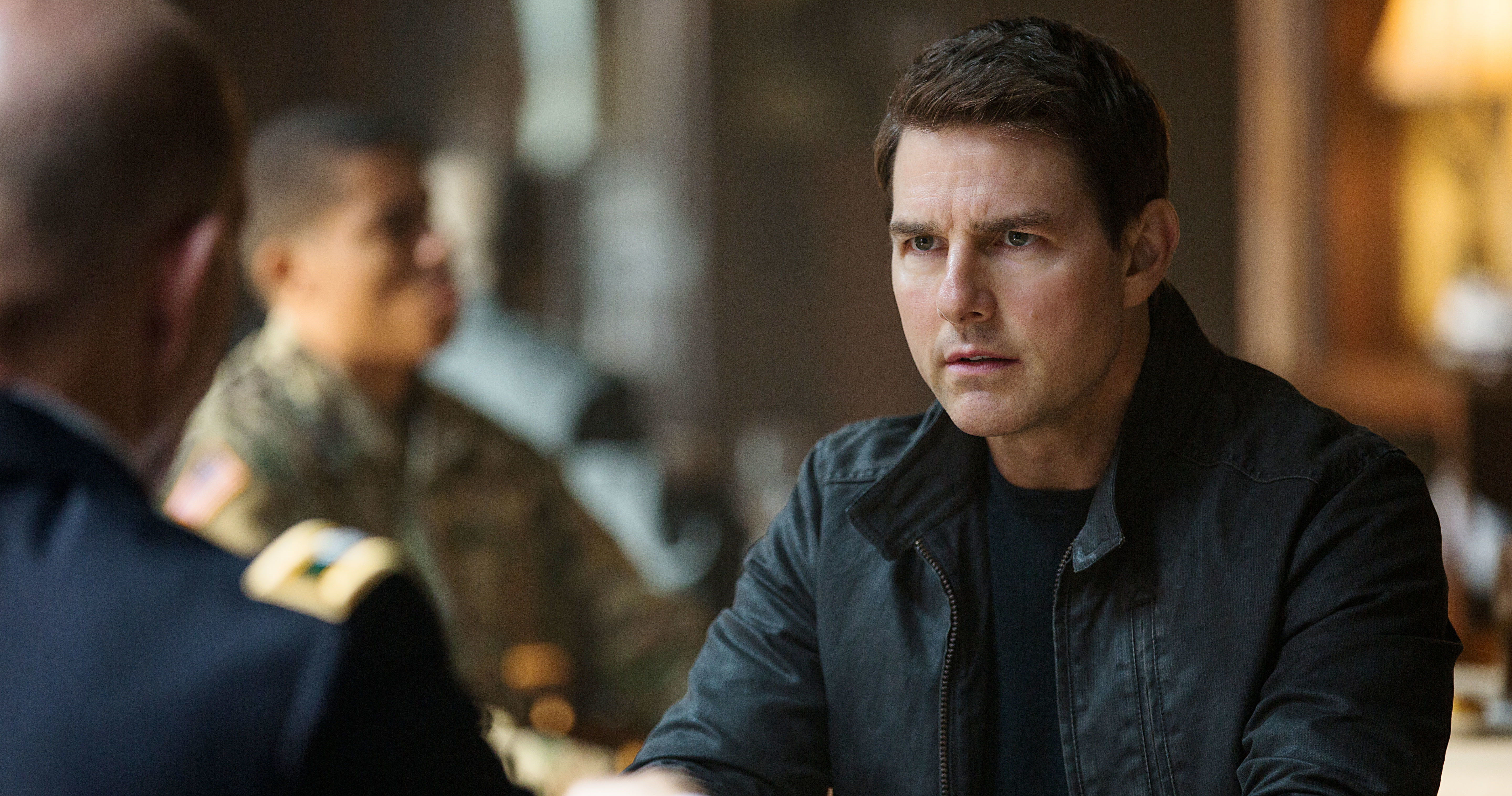 Which Tom Cruise character are you? | Playbuzz