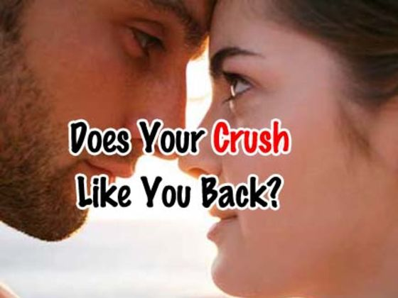 Crush or love quiz for guys