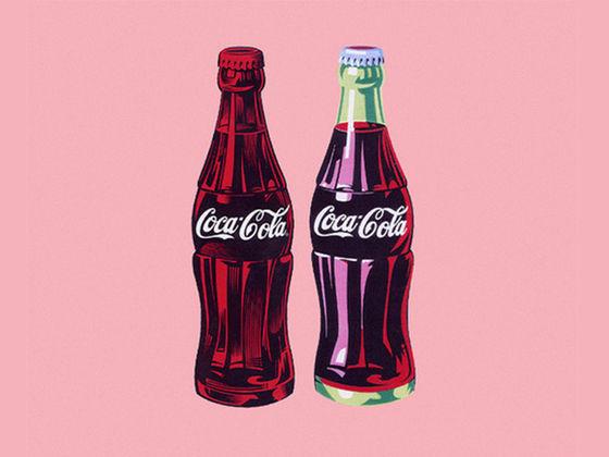 Е�ли бы ты была  Coca-Cola, то � каким вку�ом?