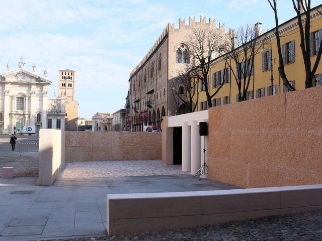 I mosaici di piazza sordello playbuzz for Piazza sordello
