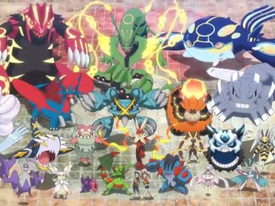 What mega evolution pokemon are you playbuzz - Evolution pokemon legendaire ...