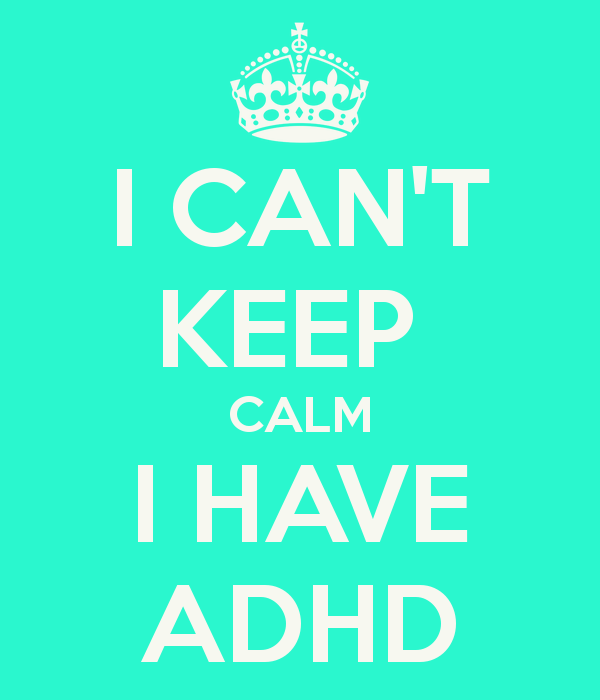 Things that are all too true for someone with ADHD | Playbuzz