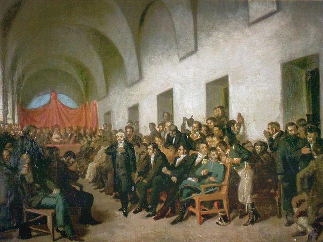 ¿Cómo se llamaba el virrey que gobernaba en 1810?
