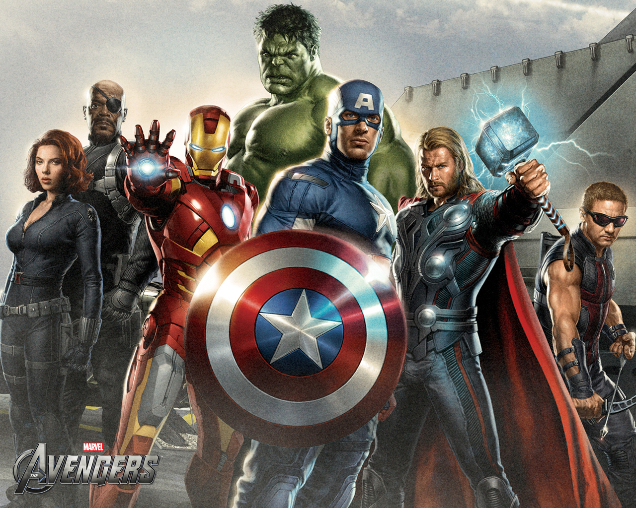 What's Your Avengers