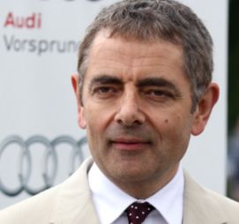 Mr bean rencontre la reine