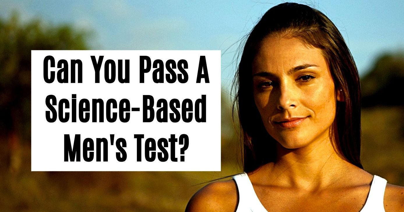 Study Gave This Science-Based Men's Test To Women And The Internet Went Wild