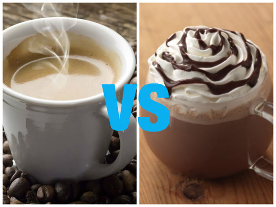 Is Your Brain More Hot Chocolate Or Coffee? | Playbuzz