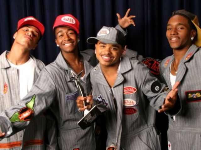 J Boog From B2k Kids Which Boyband starred ...