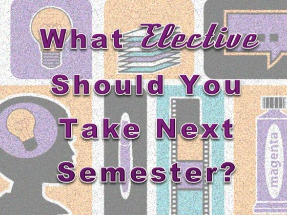 Which electives should I take in high school?
