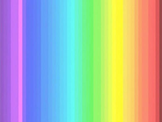 何色あるように見える??眼の性質が分かるカラーテスト