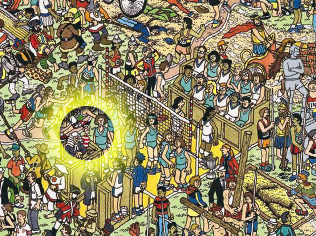 Where S Waldo Can You Find Him Playbuzz