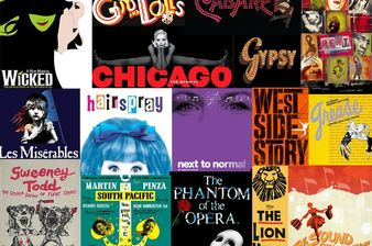 Can You Name The Broadway Musical Characters ?