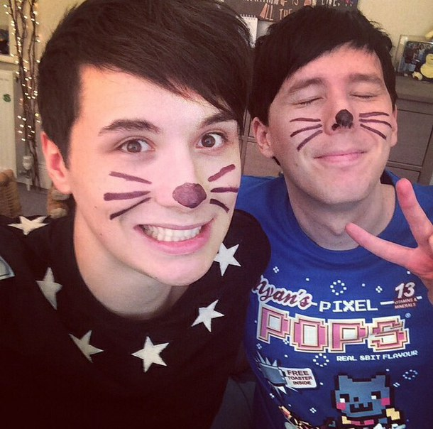 Are You Dan Phil Or A Phan Of Them