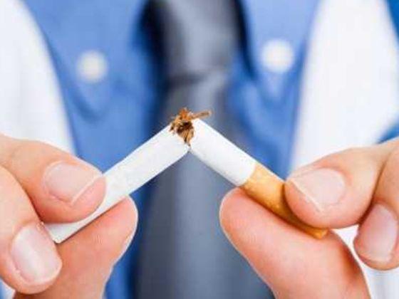 how to get rid of nicotine rush