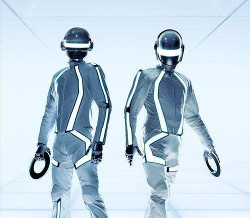 Daft Punk Wallpaper Tron