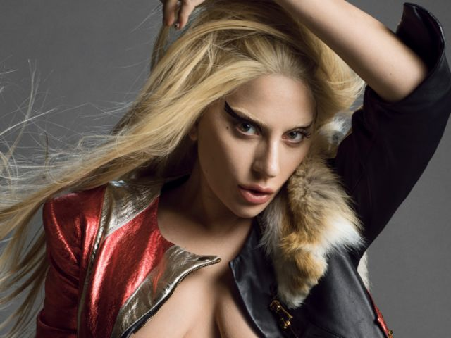 What songs did Lady Gaga write for Britney Spears?