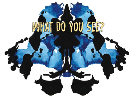 This Ink-Blot Test Will Reveal What This Year Has In Store For You