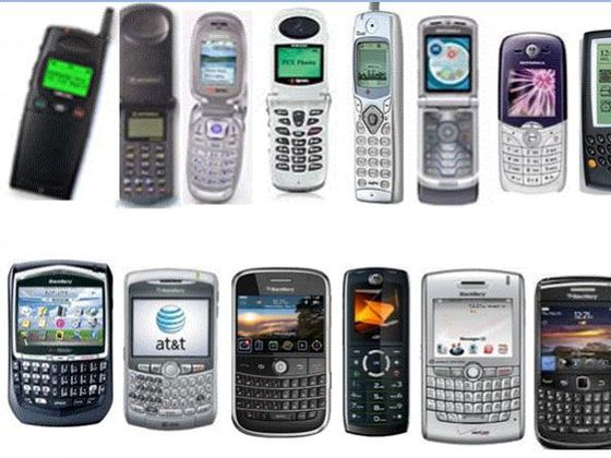 What Kind Of Old Cell Phone Are You? (Based On Your