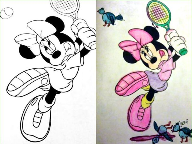 25 Things That Happen When You Let Adults Play With Childrens Coloring Books