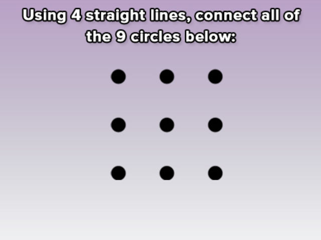 Are You Smart Enough To Answer These 5 Dot Puzzles?