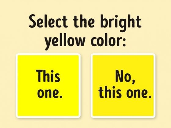Pick A Color And We'll Tell You How Old You Are Inside
