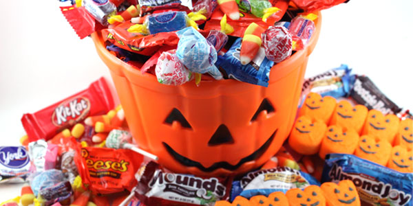 The Best Halloween Candy