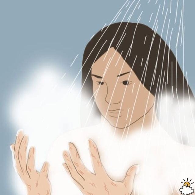 Las duchas largas
