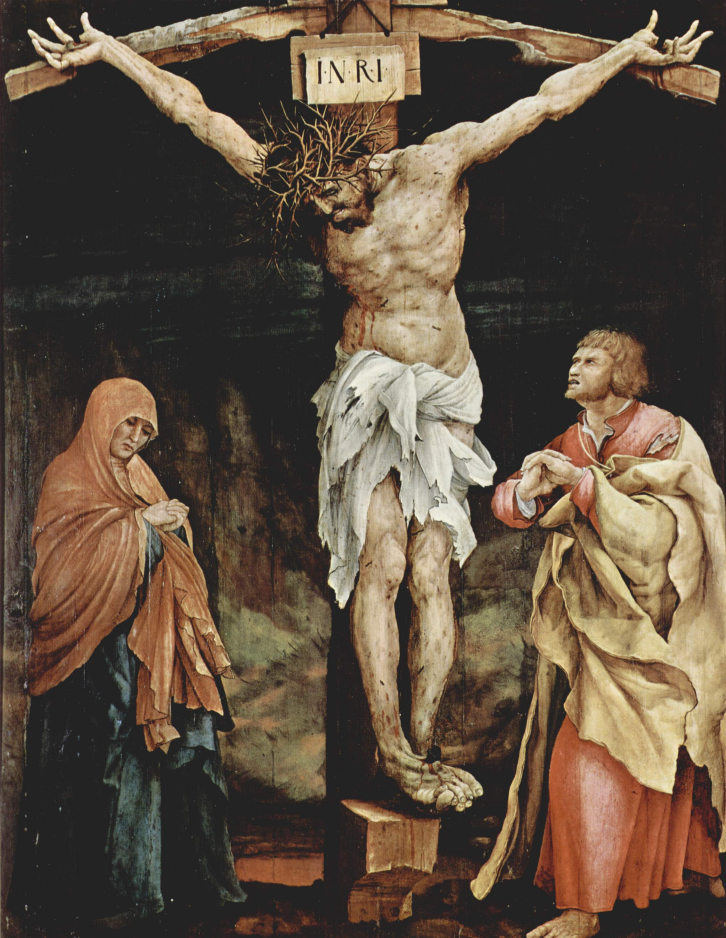 christ on the cross playbuzz