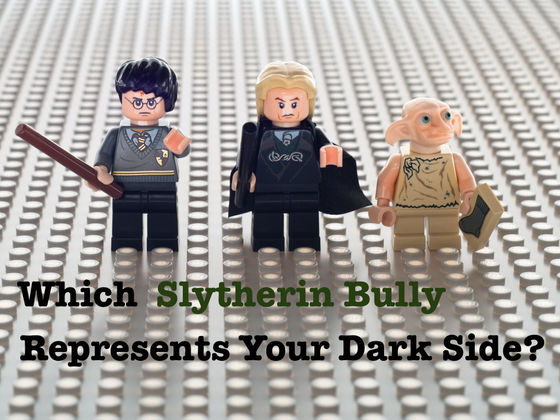 Which Slytherin Bully Represents Your Dark Side?