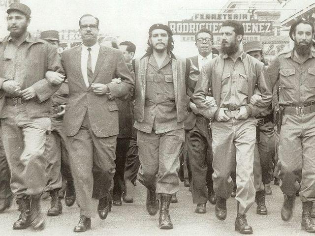 Início da Revolução Cubana