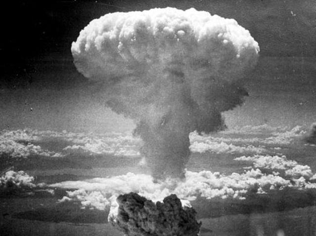 Bombardeio atômico sobre Nagasaki