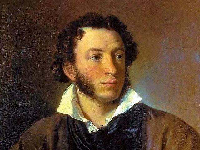 с кем из известных поэтов пушкин был знаком
