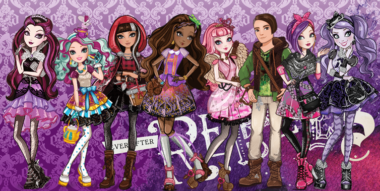 How Well Do You Know Ever After High And Their Characters