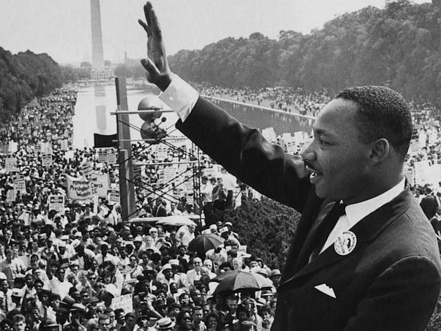 Martin Luther King, Jr. – I Have a Dream AreYouVIP