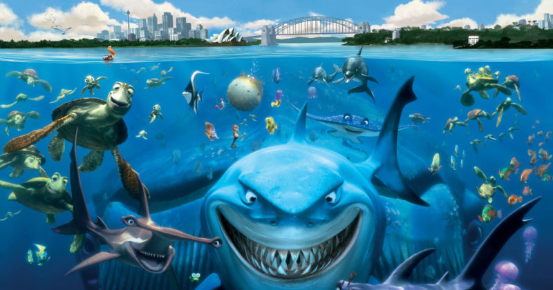a report on the movie finding nemo as an educational tool for oceanography I already plan to use finding nemo in my oceans (plate tectonics, oceanography the remaining students and i watch and discuss a new relevent educational movie.