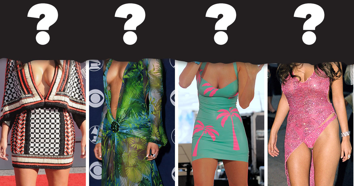 How Well Do You Know Celebrity Style Playbuzz