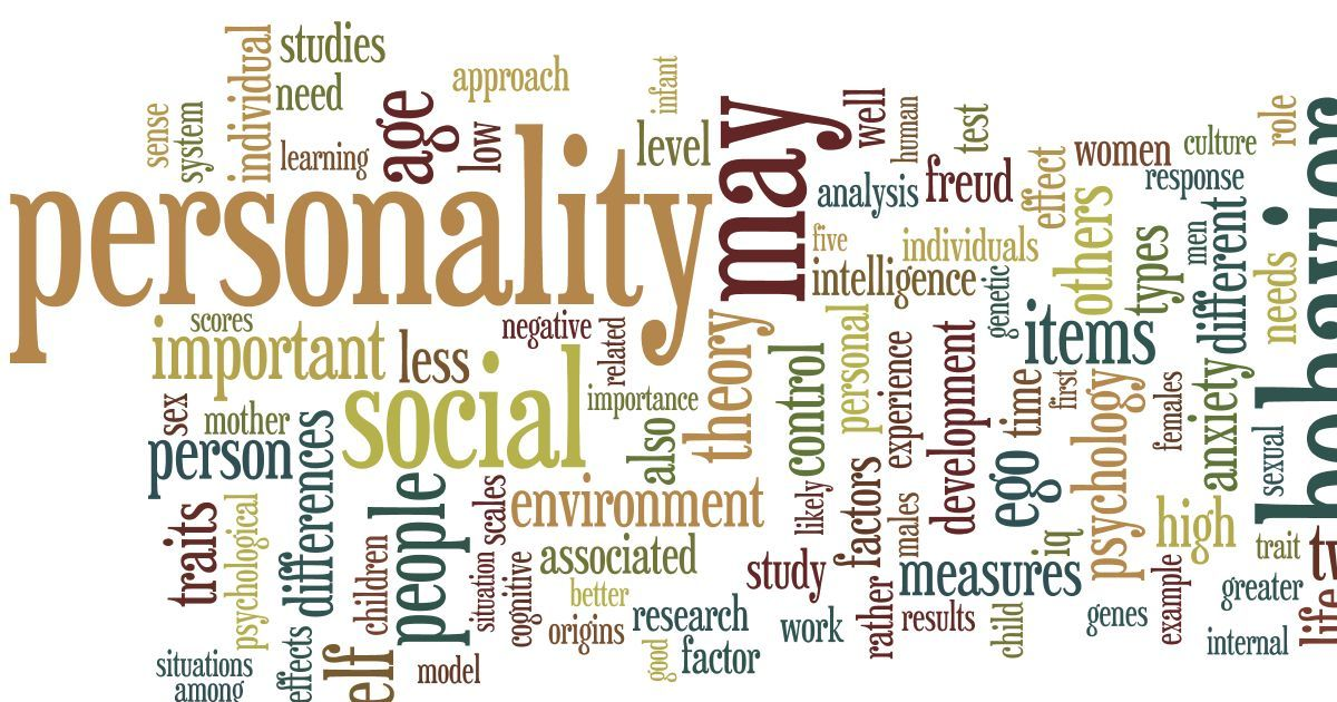 an analysis of the many different theories on personality and many different approaches The different theories of personality what is your personality made of the different  there have been numerous theories and approaches that have emerged.