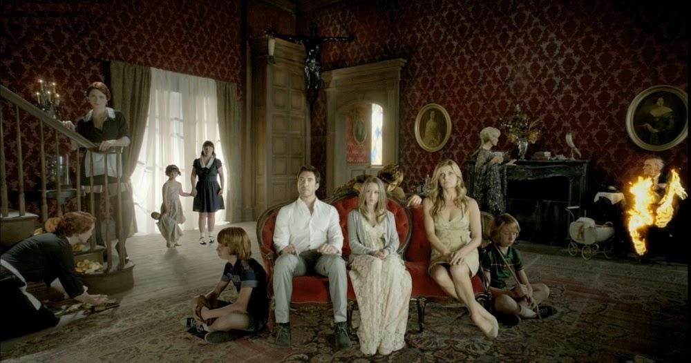 American Horror Story tendrá un crossover con Murder House y Coven